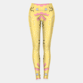 Thumbnail image of Joy Kaleidoscope Mandala Leggings, Live Heroes