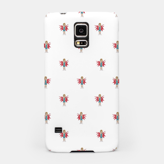 Miniature de image de Fairy Girl Drawing Motif Pattern Design Samsung Case, Live Heroes