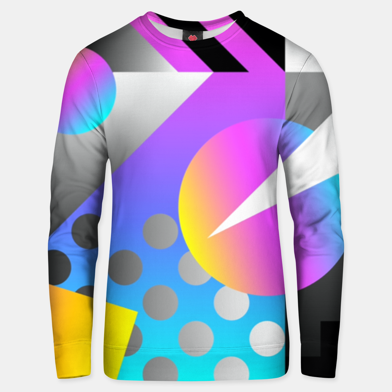 Image of Bruno Colors 2020 Unisex pull - Live Heroes