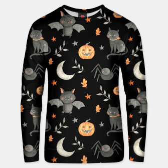 Thumbnail image of HALLOWEEN PARTY Unisex sweater, Live Heroes