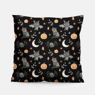 Thumbnail image of HALLOWEEN PARTY Pillow, Live Heroes