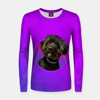 Little Black Dog Women sweater thumbnail image