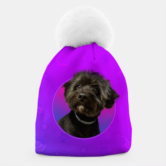 Little Black Dog Beanie thumbnail image