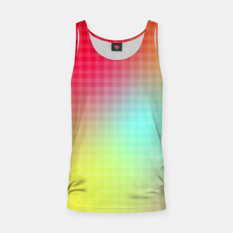 Thumbnail image of Trippy Gradient Tank Top, Live Heroes