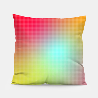 Miniatur Trippy Gradient Pillow, Live Heroes