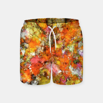 Thumbnail image of Trip switch Swim Shorts, Live Heroes