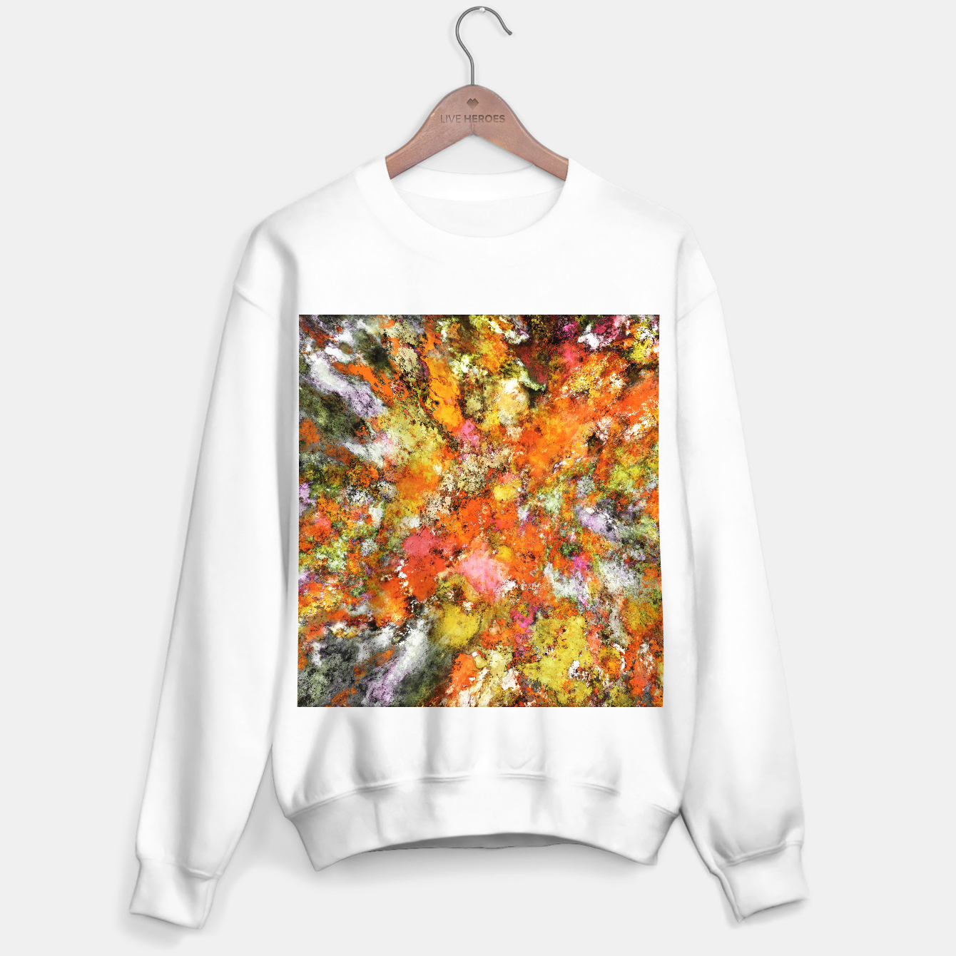 Image of Trip switch Sweater regular - Live Heroes