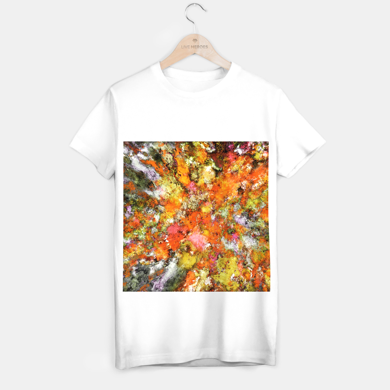 Image of Trip switch T-shirt regular - Live Heroes
