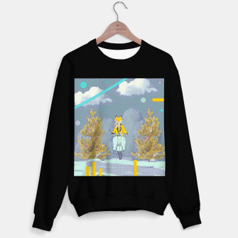 Miniatur Fox Sweater regular, Live Heroes