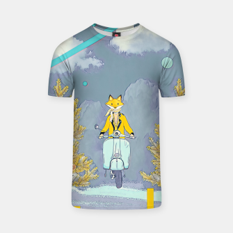 Thumbnail image of Fox T-shirt, Live Heroes