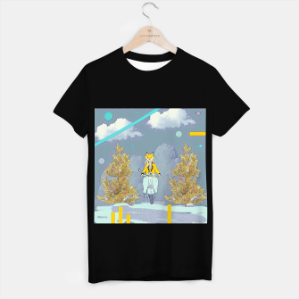 Miniatur Fox T-shirt regular, Live Heroes