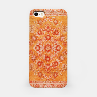 Thumbnail image of Orange Vintage BOHO Moroccan Style  iPhone Case, Live Heroes