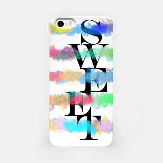 Thumbnail image of SWEET Typography iPhone-Hülle, Live Heroes