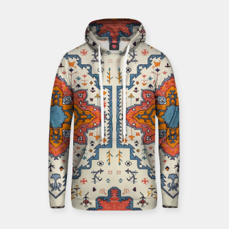 Thumbnail image of Heritage Floral Moroccan Traditional Style  Hoodie, Live Heroes