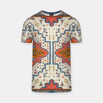 Heritage Floral Moroccan Traditional Style  T-shirt thumbnail image