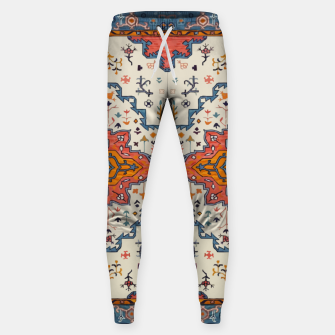 Heritage Floral Moroccan Traditional Style  Sweatpants thumbnail image