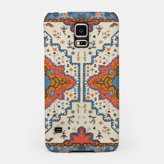 Miniatur Heritage Floral Moroccan Traditional Style  Samsung Case, Live Heroes