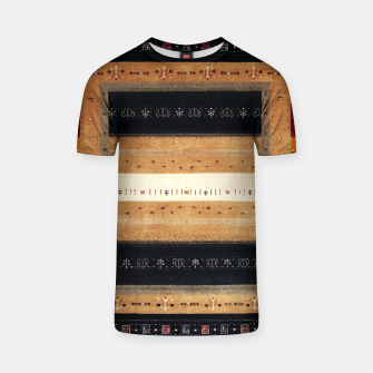 Thumbnail image of Traditional Moroccan Artwork Farmhouse Style T-shirt, Live Heroes