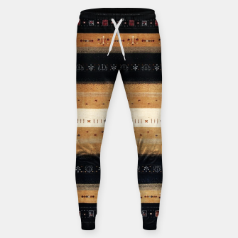 Miniaturka Traditional Moroccan Artwork Farmhouse Style Sweatpants, Live Heroes