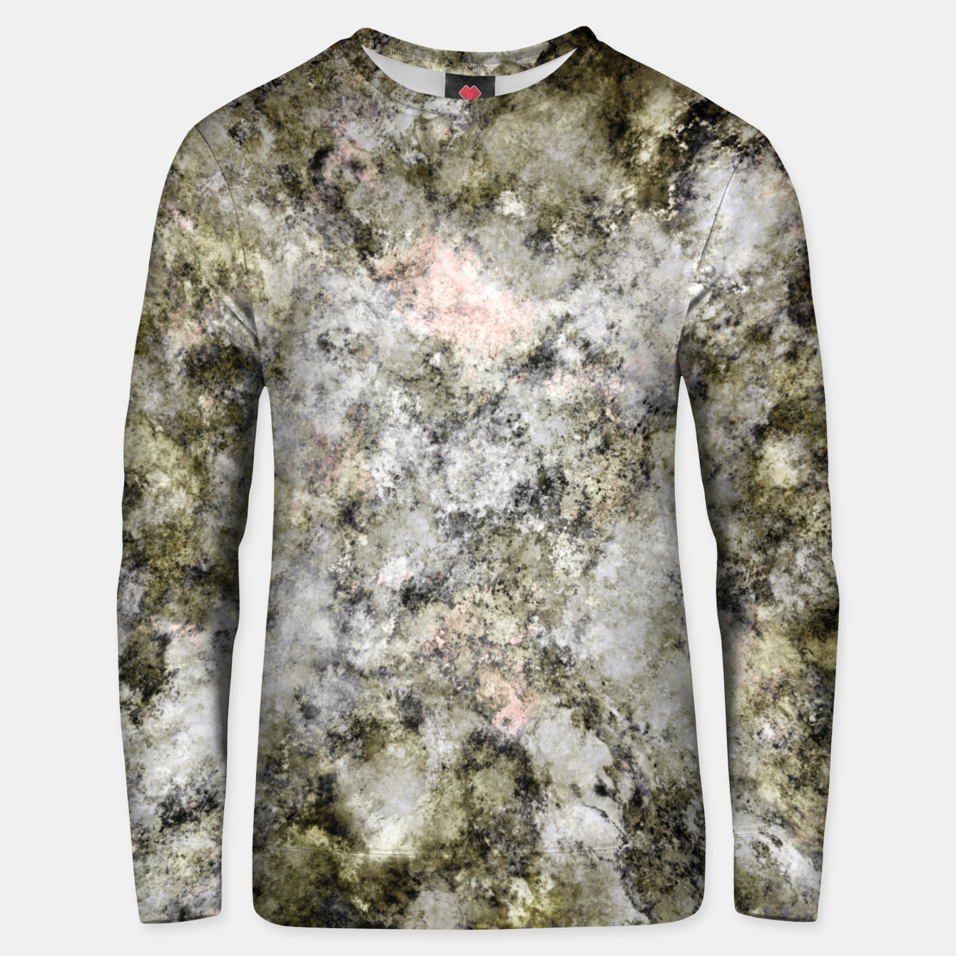 Image of Turning to stone Unisex sweater - Live Heroes
