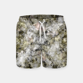 Thumbnail image of Turning to stone Swim Shorts, Live Heroes