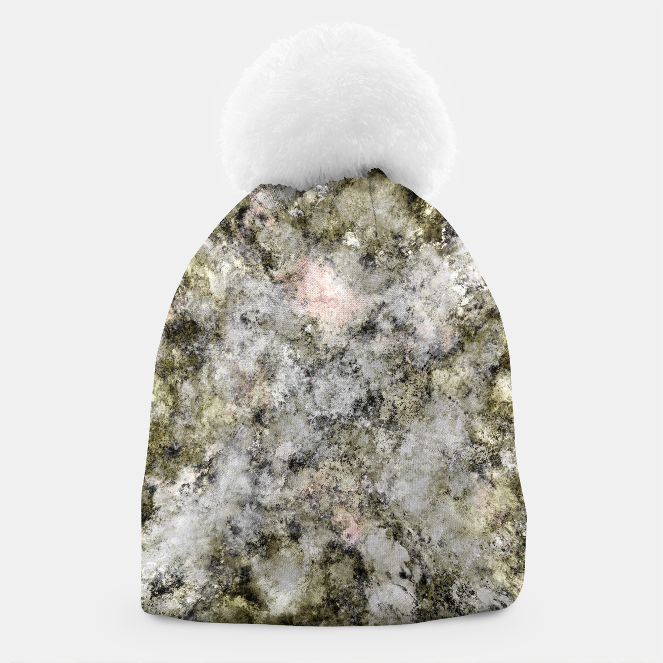 Image of Turning to stone Beanie - Live Heroes