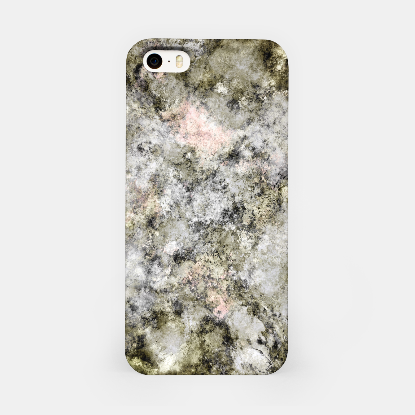 Image of Turning to stone iPhone Case - Live Heroes