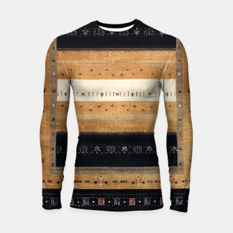 Thumbnail image of Traditional Moroccan Artwork Farmhouse Style Longsleeve rashguard , Live Heroes