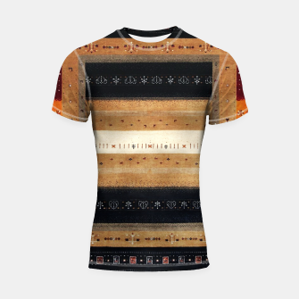 Thumbnail image of Traditional Moroccan Artwork Farmhouse Style Shortsleeve rashguard, Live Heroes