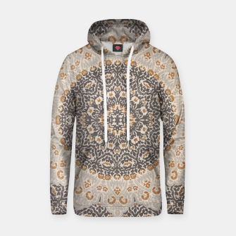 Thumbnail image of Oriental Heritage Traditional Moroccan Floral Mandala  Hoodie, Live Heroes