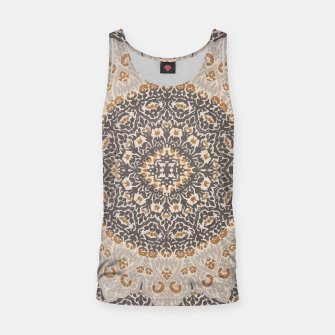 Thumbnail image of Oriental Heritage Traditional Moroccan Floral Mandala  Tank Top, Live Heroes