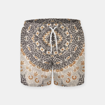 Thumbnail image of Oriental Heritage Traditional Moroccan Floral Mandala  Swim Shorts, Live Heroes