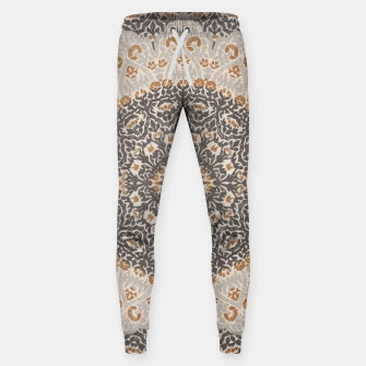 Thumbnail image of Oriental Heritage Traditional Moroccan Floral Mandala  Sweatpants, Live Heroes