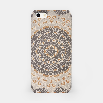 Thumbnail image of Oriental Heritage Traditional Moroccan Floral Mandala  iPhone Case, Live Heroes