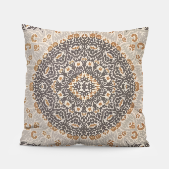 Thumbnail image of Oriental Heritage Traditional Moroccan Floral Mandala  Pillow, Live Heroes