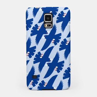 Thumbnail image of Gyrfalcon - Iceland flag symbol Samsung Case, Live Heroes