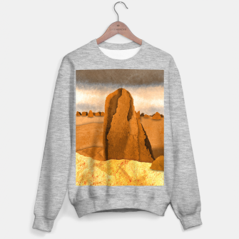 Miniatur One sand Sweater regular, Live Heroes