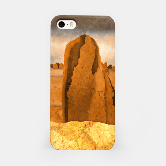 Miniatur One sand iPhone Case, Live Heroes