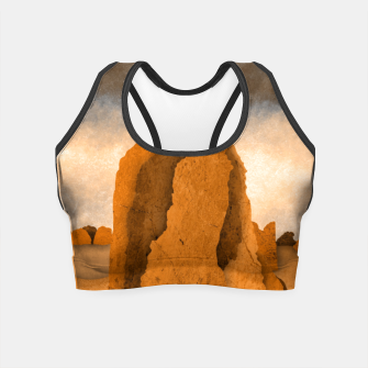 One sand Crop Top thumbnail image