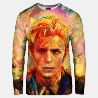 Thumbnail image of David Bowie Unisex sweater, Live Heroes
