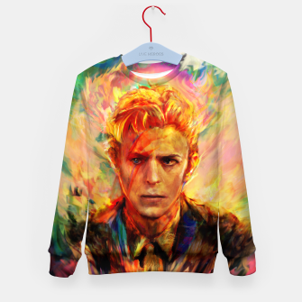 David Bowie Kid's sweater thumbnail image