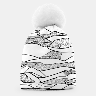 Miniatur Monegros- Geology Landscape Gorro, Live Heroes