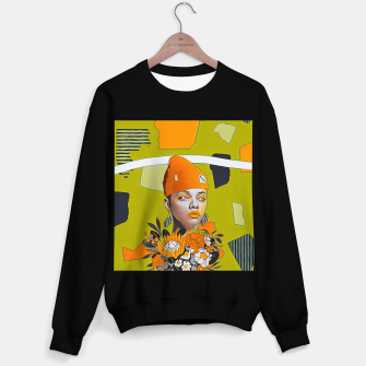 Miniatur Lines and forms Sweater regular, Live Heroes