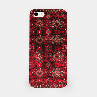 Miniaturka Royal Red Heritage Traditional Moroccan Style iPhone Case, Live Heroes