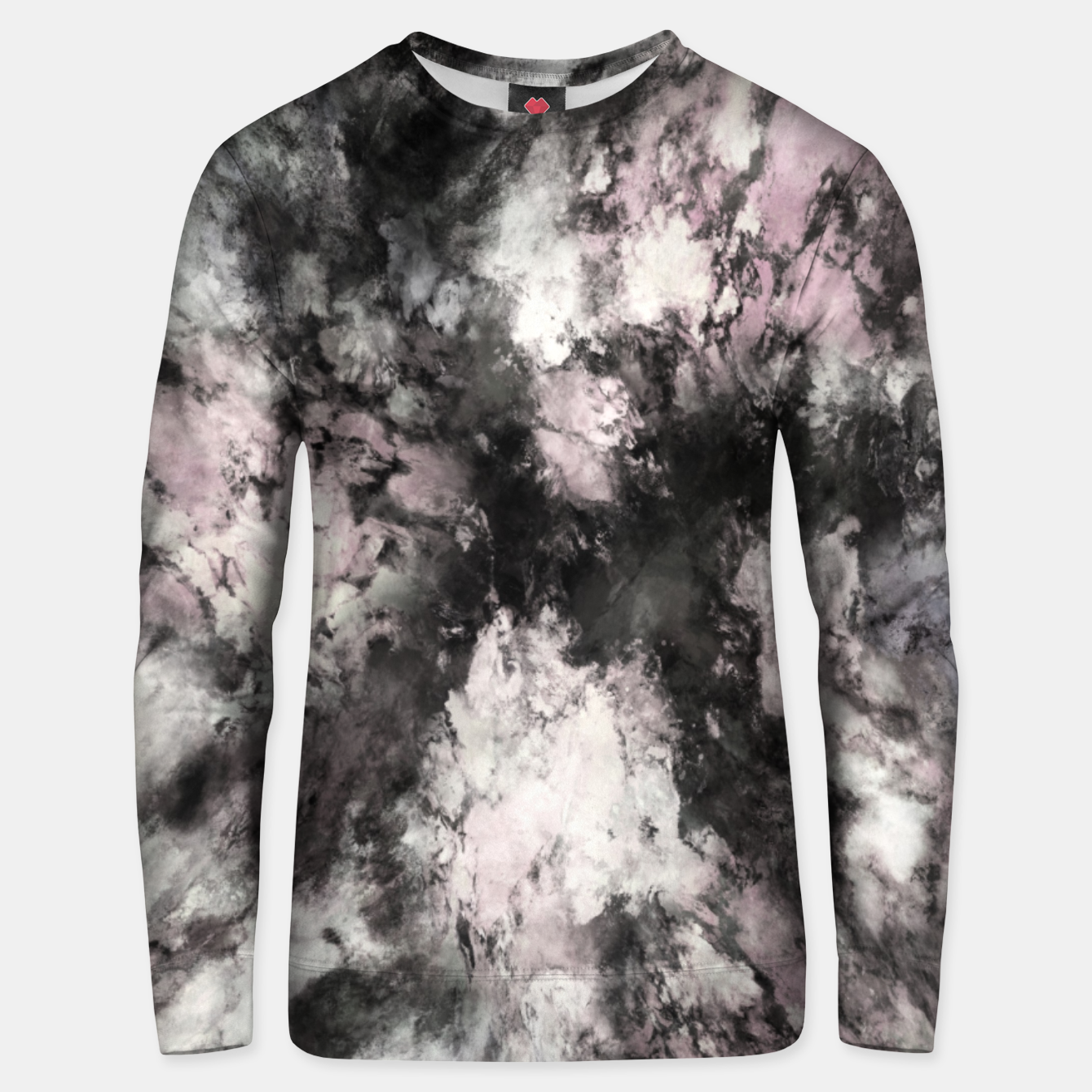 Image of A precarious situation Unisex sweater - Live Heroes