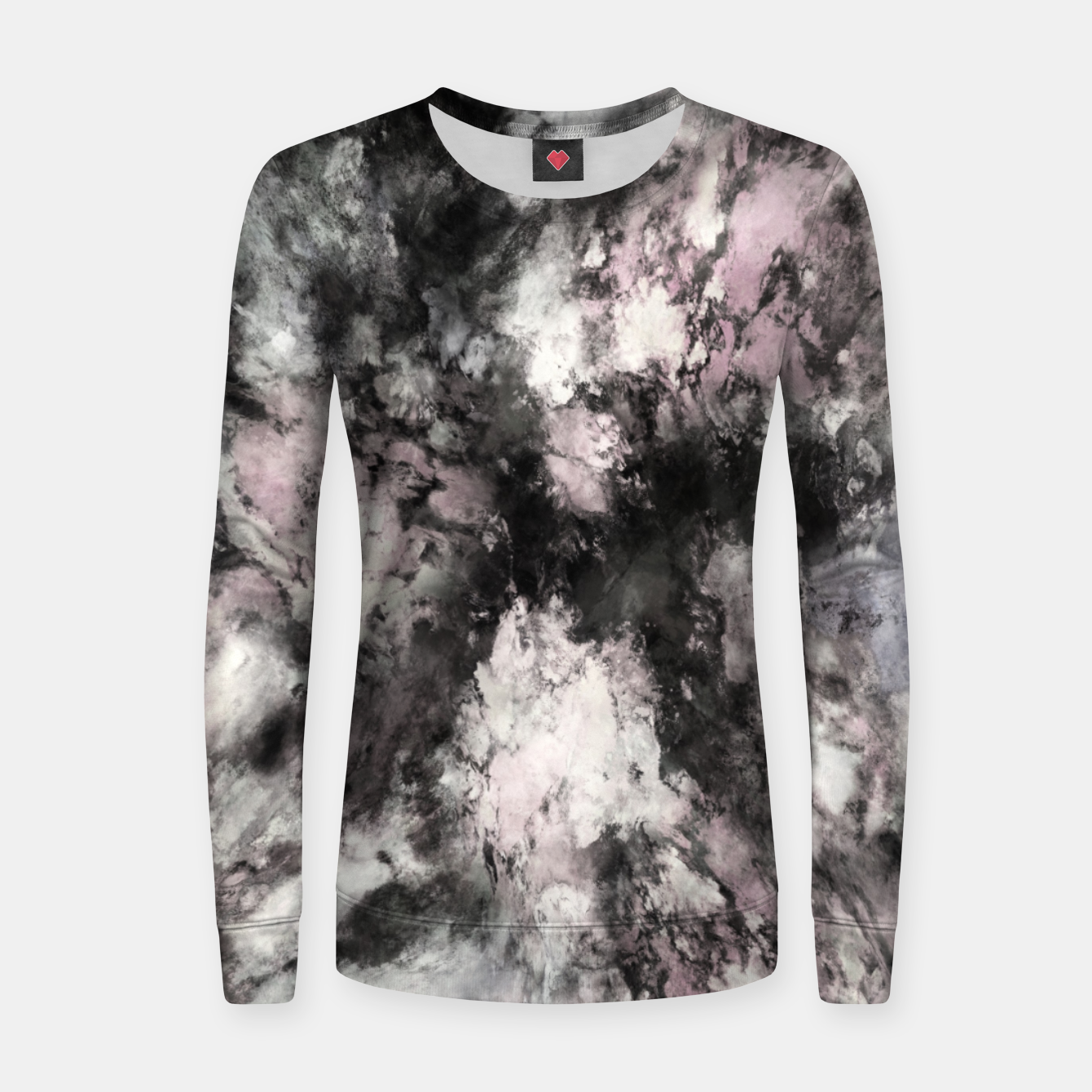 Image of A precarious situation Women sweater - Live Heroes