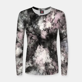 Thumbnail image of A precarious situation Women sweater, Live Heroes