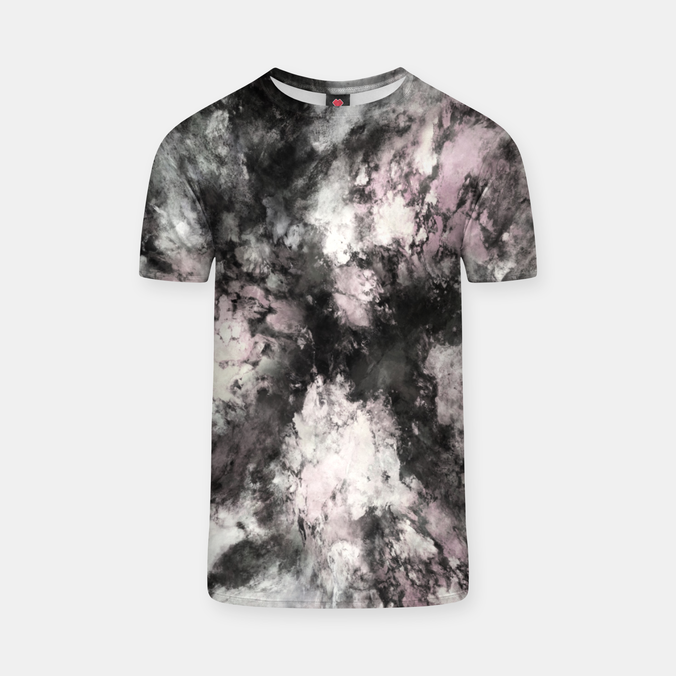 Image of A precarious situation T-shirt - Live Heroes
