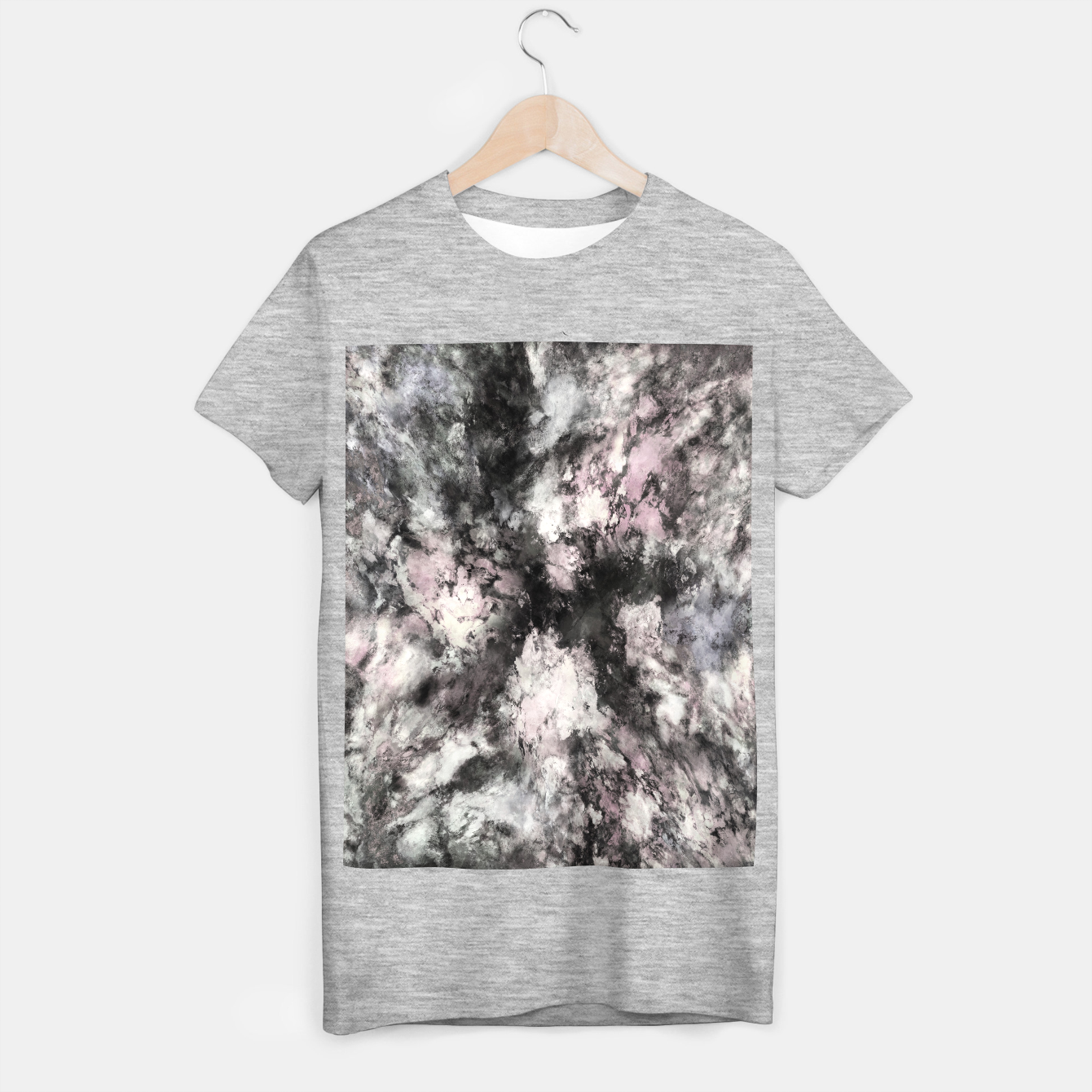 Image of A precarious situation T-shirt regular - Live Heroes