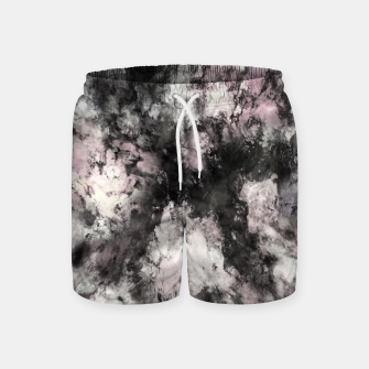Thumbnail image of A precarious situation Swim Shorts, Live Heroes